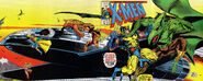 X-Men Collector's Edition.Vol 1 2 Fold-Out Cover