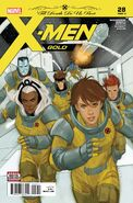 X-Men Gold Vol 2 28