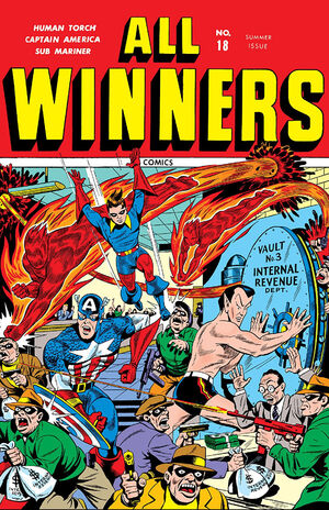 All Winners Comics Vol 1 18