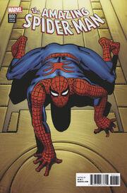 Amazing Spider-Man Vol 1 800 Remastered Variant
