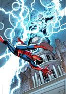 Amazing Spider-Man Vol 3 1 Strange Adventures Comix & Curiosities Exclusive Variant Textless