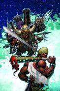 Astonishing Spider-Man & Wolverine Vol 1 5 Textless