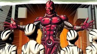 Avengers 12 High Evolutionary Character Bio - Marvel AR