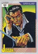 Billy Russo (Earth-616) from Marvel Universe Cards Series II 0001
