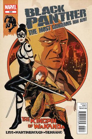 Black Panther The Most Dangerous Man Alive! Vol 1 525