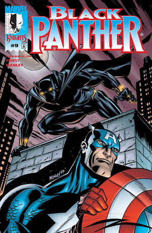 Black Panther Vol 3 9