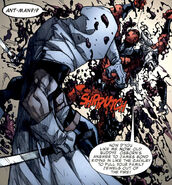 Bloodscream (Earth-616) from Avengers The Initiative Vol 1 24 0001