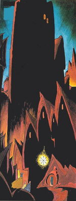 Castle of Black Stone from Epic Illustrated Vol 1 14 0001