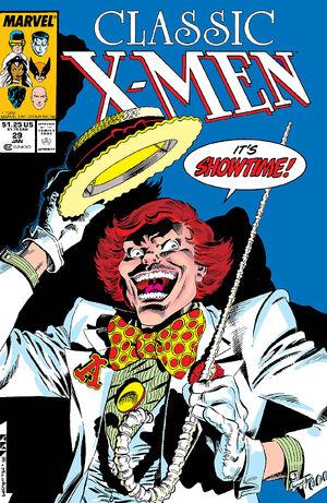 Classic X-Men Vol 1 29
