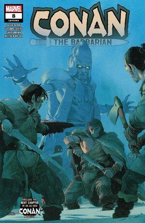 Conan the Barbarian Vol 3 8