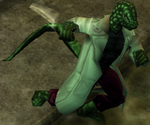Curtis Connors (Earth-6109) from Marvel Ultimate Alliance 2 0002