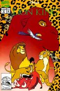 Disney's The Lion King Vol 1 2