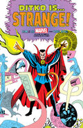 Ditko is… Strange! Vol 1 1