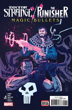 Doctor Strange Punisher Magic Bullets Vol 1 1