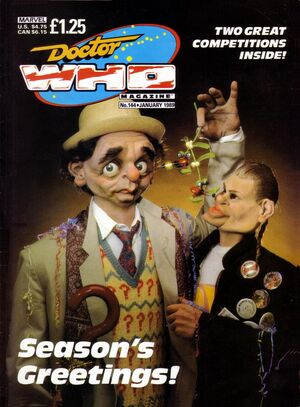 Doctor Who Magazine Vol 1 144