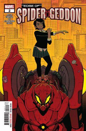 Edge of Spider-Geddon Vol 1 2