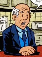 Edwin Jarvis (Earth-99062) Marvel Adventures The Avengers Vol 1 18