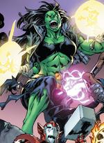Eisenhart Strange (Warp World) (Earth-616) from Secret Warps Ghost Panther Annual Vol 1 1 001