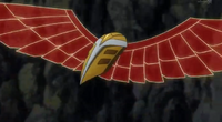 Falcon's Wings from Marvel Disk Wars The Avengers Season 1 24 001