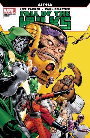 Fall of the Hulks Alpha Vol 1 1