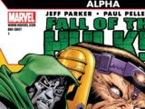 Fall of the Hulks: Alpha Vol 1 1