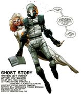 Ghost (Earth-616) and Karla Sofen (Earth-616) from Thunderbolts Vol 1 151 0001
