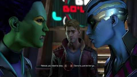 Guardians of the Galaxy The Telltale Series Episode 3 MORE THAN A FEELING