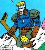 Hockeypuck (Earth-9047) from What The-- Vol 1 25