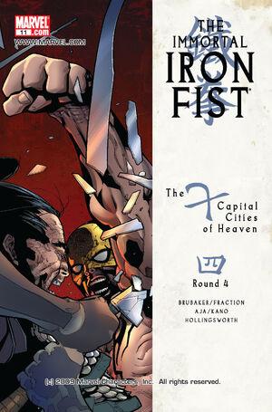 Immortal Iron Fist Vol 1 11