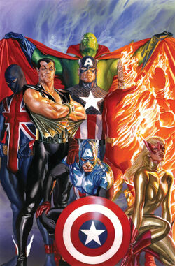 Invaders | Marvel Database | FANDOM powered by Wikia