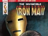 Invincible Iron Man Vol 1 598