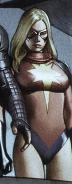 Karla Sofen (Earth-6091) from Dark Reign The Cabal Vol 1 1 001