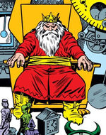 King Linus (Earth-616) from Tales of Suspense Vol 1 24 0001