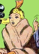 Lois Anders (Earth-616) from Sun Girl Vol 1 1 0001