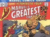 Marvel's Greatest Comics Vol 1 34