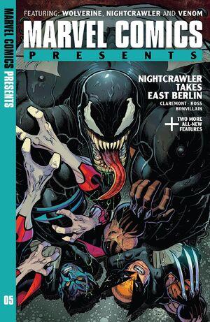 Marvel Comics Presents Vol 3 5