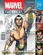 Marvel Fact Files Vol 1 29