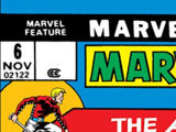 Marvel Feature Vol 1 6