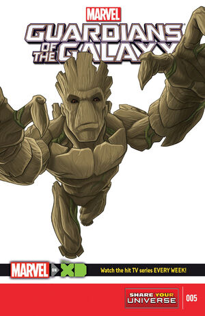 Marvel Universe Guardians of the Galaxy Vol 2 5