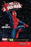 Marvel Universe Ultimate Spider-Man Vol 1 22 Solicit