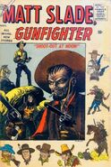 Matt Slade, Gunfighter Vol 1 4
