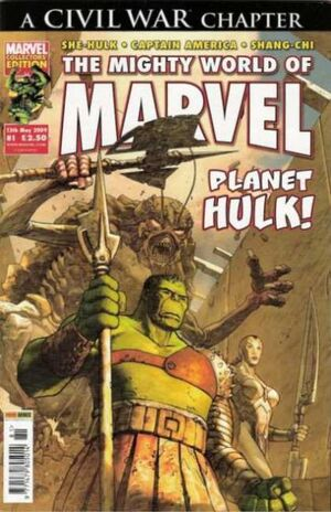 Mighty World of Marvel Vol 3 81