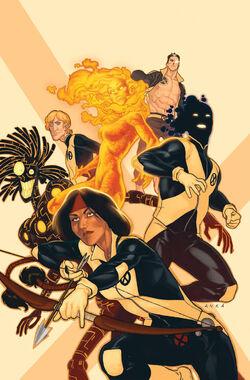 New Mutants Vol 3 38 Textless