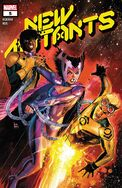 New Mutants Vol 4 5