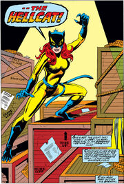 Patricia Walker (Earth-616) from Avengers Vol 1 144 001