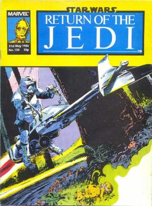 Return of the Jedi Weekly (UK) Vol 1 154