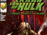 Skaar: Son of Hulk Presents - Savage World of Sakaar Vol 1 1