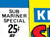 Sub-Mariner Annual Vol 1 1971