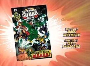 Super Hero Squad Show Season 1 13 Screenshot