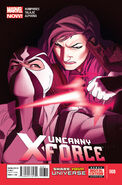 Uncanny X-Force Vol 2 8